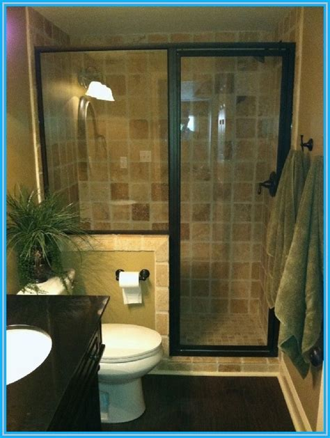 Remodeling Ideas For A Small Bathroom Small Bathroom Designs With Shower Only Fcfl2yeuk Home Decor Pinterest Small Bathroom