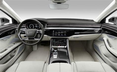 Audi A8 Interior india bound new audi a8 luxury sedan unveiled ndtv carandbike