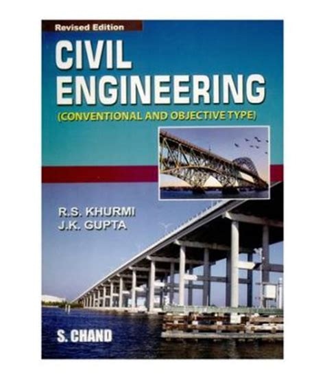 civil engineering conventional and objective type