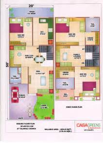 20 x 50 house floor plans designs wood floors