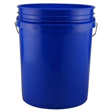 leaktite 5 gal blue 120 pack 210666 the home depot