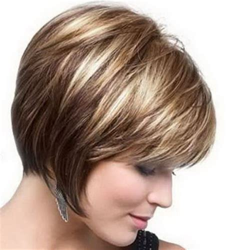 highlight for very short haircuts short hairstyles w highlights