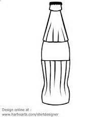 Create Colorful Coca Cola Bottle Using Adobe Illustrator Adobe Craft Pinterest A Coke Template