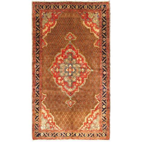hair rug vintage camel hair hamadan rug for sale at 1stdibs