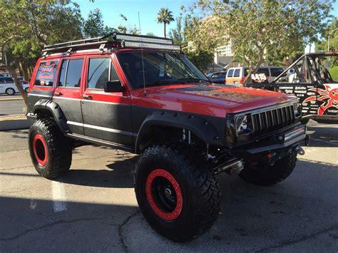 jeep xj arm quadratec
