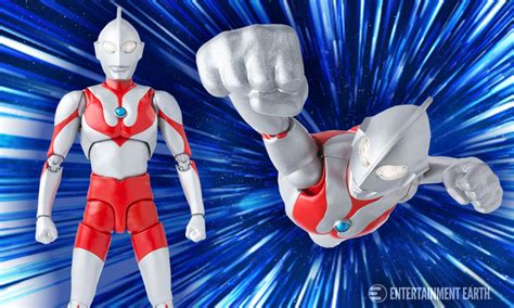 Bandai Shfiguarts Ultraman 50th Anniversary japan s is coming to your home