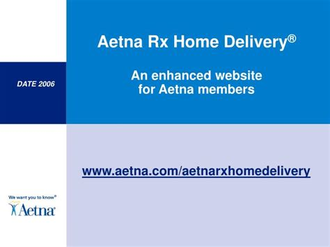 aetna rx home delivery avie home