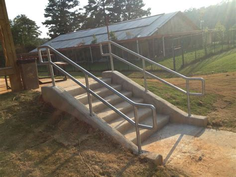 commercial fences handrails mcintyre fencing
