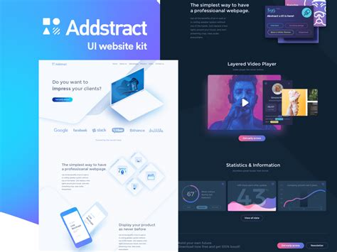 desktop application design templates desktop ui kit and apps for windows linux and mac free
