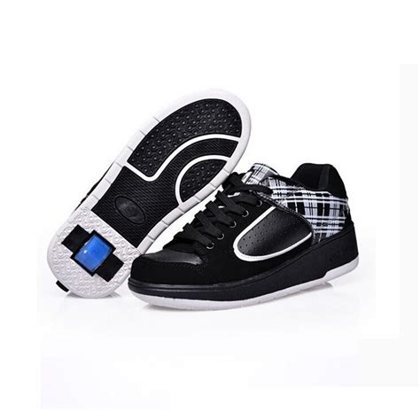 children shoes with wheels brand boys sneakers with