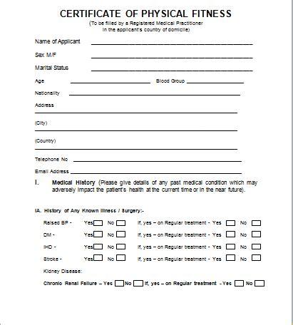 dr certificate template document templates part 5