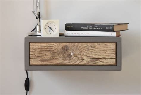 Nachttisch Wand by Best 25 Floating Nightstand Ideas On Floating