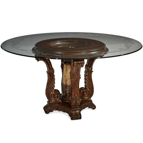 60 glass table 60 inch round dining table eastern legends bellissimo