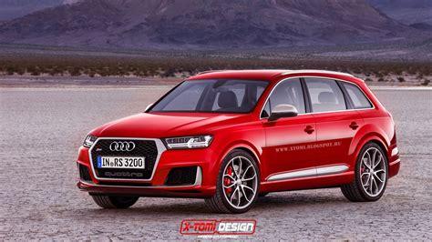 High Performance Audi by High Performance Audi Rs Q7 In The Works Gtspirit