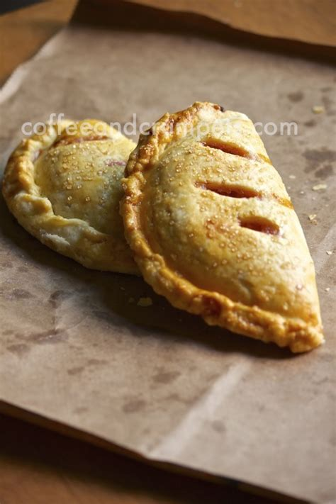 apple rhubarb hand pies fathers day