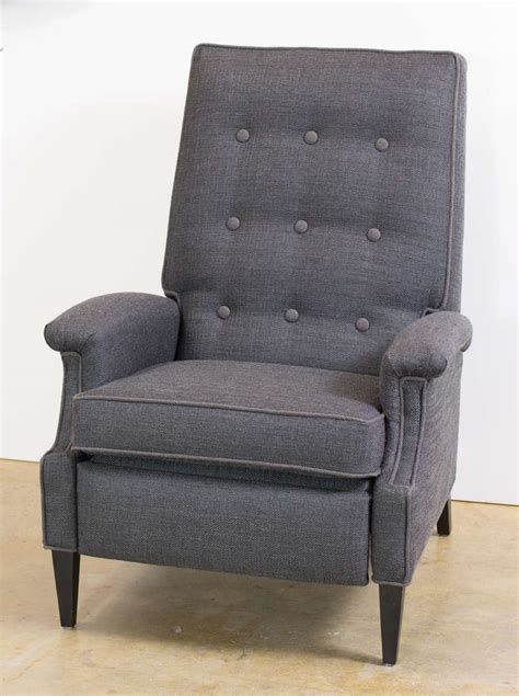 classic recliner armchair at 1stdibs