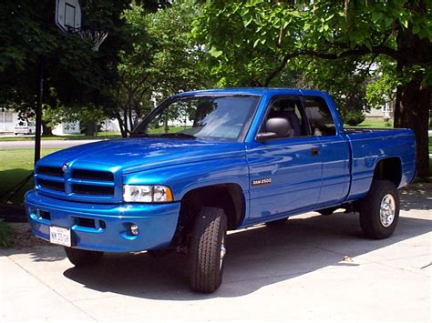 3 Second Accessories Blue blue color dodge ram trucks dodge ram trucks blue