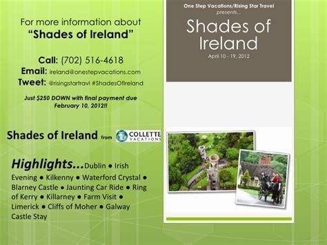 L Shades Ireland by Shades Of Ireland
