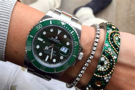 Rolex Blass Black Gold Color Fashion 1 how the rolex submariner muscled its way to the top