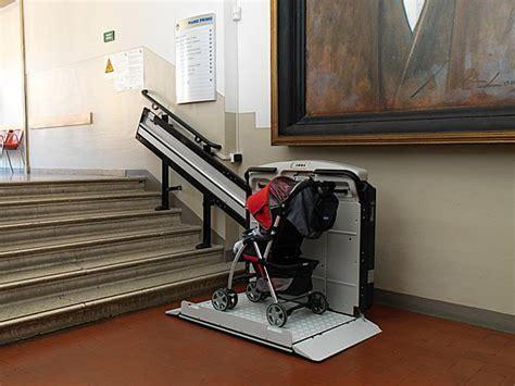 pedane per scale montascale per disabili reggio emilia parma prezzi
