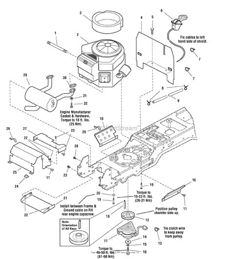 35 hp vanguard wiring diagram 16 hp vanguard wiring