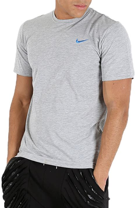 Crew Neck Printed T Shirt Mens by Nike Mens Just Do It Printed Cap Sleeve Swoosh Crew Neck Basic T Shirt Top