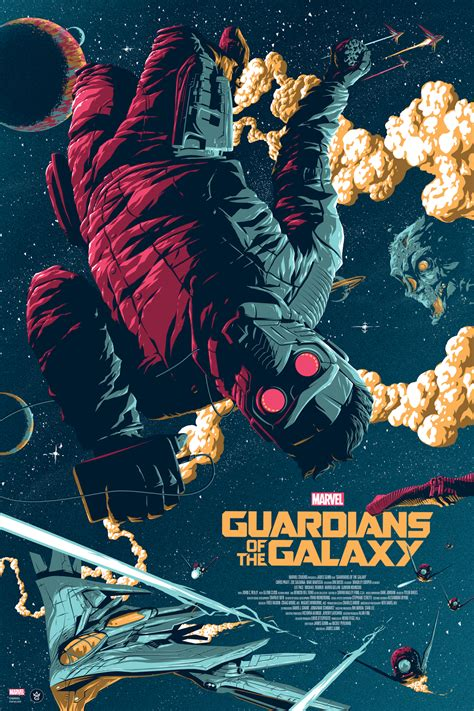 film marvel galaxy inside the rock poster frame blog florey guardians of the