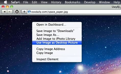 how to set a picture as a background on powerpoint set mac os x desktop background wallpaper from any image