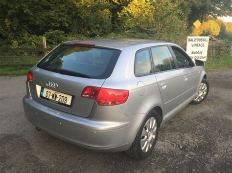 2007 audi a3 for sale 2007 audi a3 for sale for sale in roscrea tipperary from
