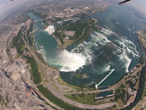jet boat up waterfall niagara falls by land water and air video by