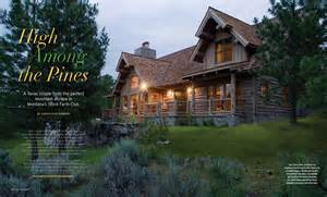 rocky mountain log homes press and recognition rocky mountain log homes