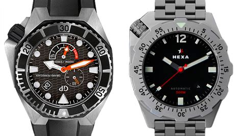 girard perregaux sea hawk vs hexa watches k500 flipr