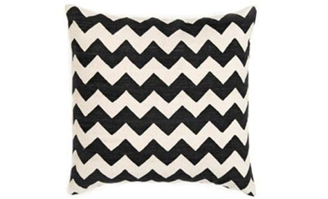 black and white cusions pillows tobi fairley