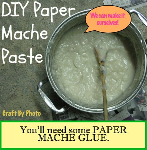 How To Make Glue For Paper Mache With Flour - stained glass paper mach 233