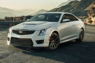 How Much Is The Cadillac Ats 2016 Cadillac Ats V Look Motor Trend