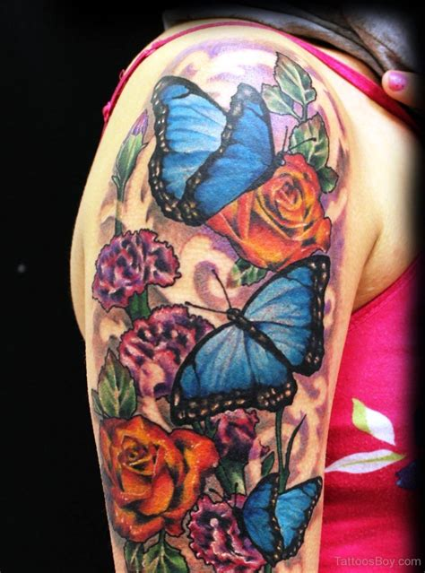butterfly tattoos designs on shoulder butterfly tattoos designs pictures page 18