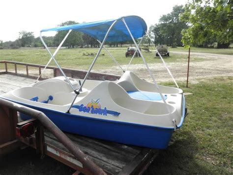 used sun dolphin paddle boat for sale sun dolphin 5 seat paddle boat for sale