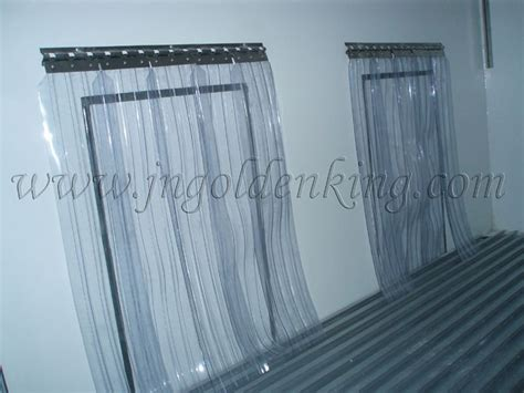refrigeration curtains pvc curtains for rear door side door of truck body view