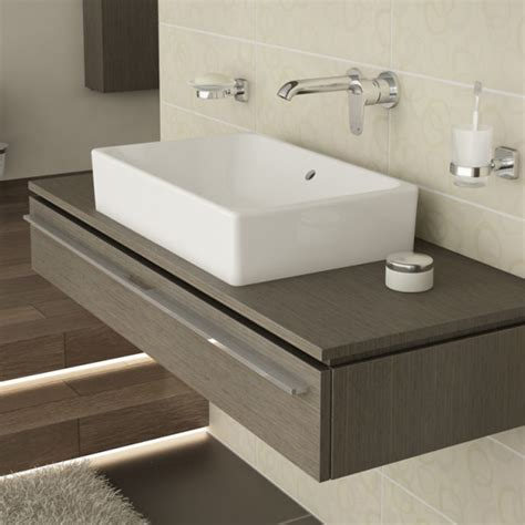 bathroom countertop basin units vitra systemfit countertop washbasin vanity unit elite