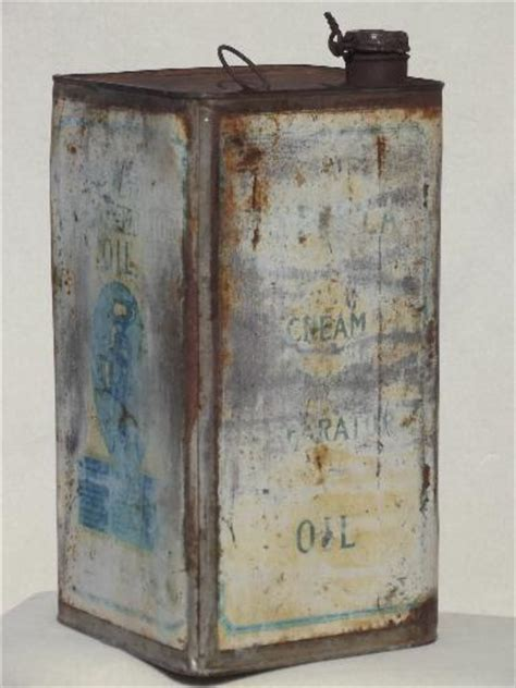 Antique Lock By Sparator Alat Sulap vintage superla separator can standard advertising