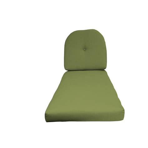 sunbrella outdoor chaise cushions paradise cushions sunbrella kiwi 2 piece outdoor chaise
