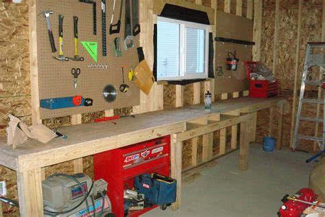 building a workshop from needles to nails workbench from reclaimed wood