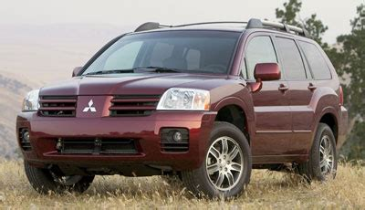 how to fix cars 2005 mitsubishi endeavor transmission control 2005 mitsubishi endeavor review