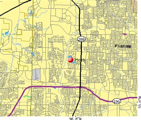 zip code map plano tx zip code map plano tx zip code map