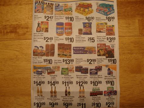 Kroger Gift Card Sale - tips for shopping at kroger