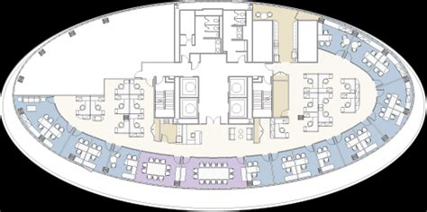 Floor Plan For Office Building 27th floor proposed office layout availabilities