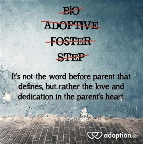 foster care quotes about foster families quotes