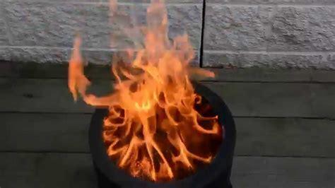 smokeless pit smokeless wood pellet pit