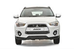 Mitsubishi Asx Review South Africa Mitsubishi Asx Refreshed For 2015 Model Year Specs And