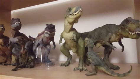 t rex figure papo t rex dinosaur collection figure review green brown